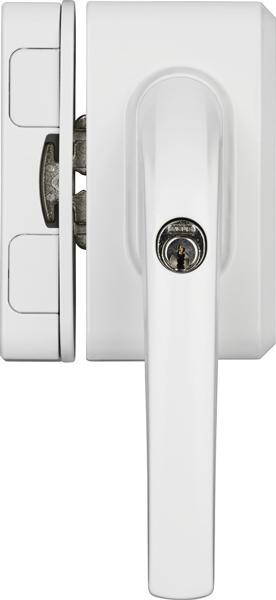 Vorrichtung Sicherheitsnachrüstung für Fenstern und Türen