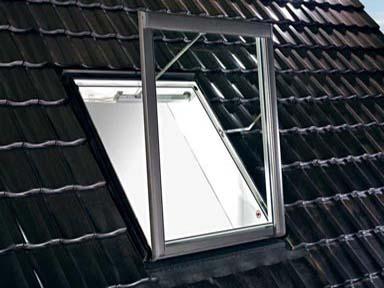 Fenster mit wärmeabzugsanlage