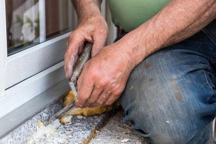 Reparatur Wartung Abdichtung Von Fenstern Turen Und Rollladen